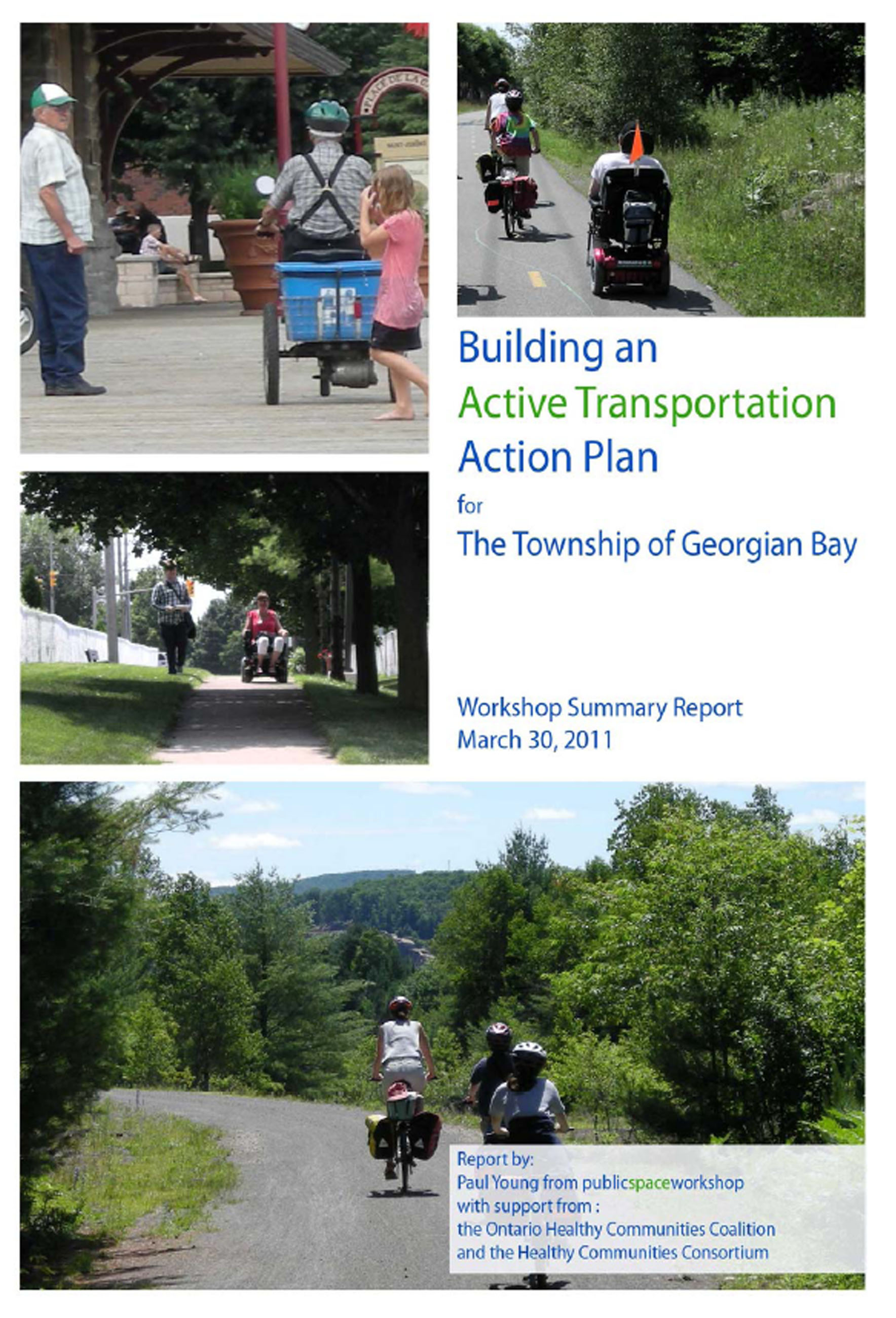 Georgian Bay report cover